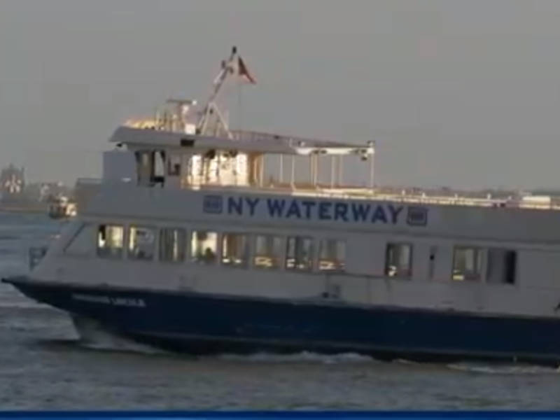 Hoboken Issues Stop Work Order To NY Waterway At Dry Dock