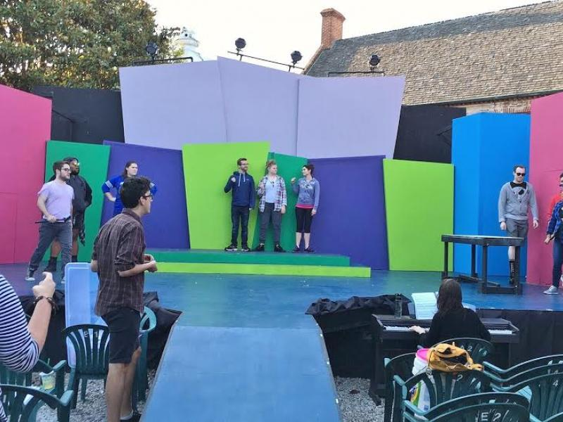 Annapolis Summer Garden Theatre Announced Production Of 39 Rent 39 Annapolis Md Patch