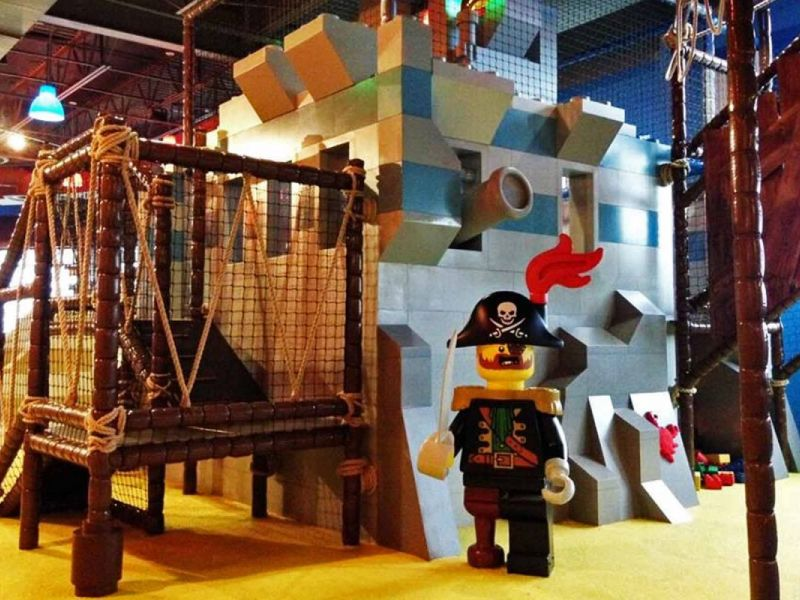 Set Sail for LEGOLAND Discovery Center's Pirate Adventure Weekend ...