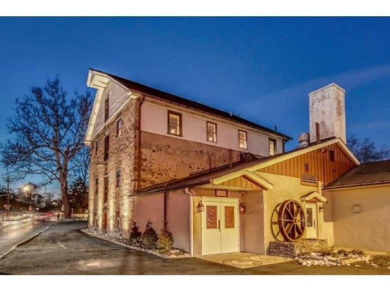 Hatboro S 292 Year Old Historic Mill Reopens As Restaurant