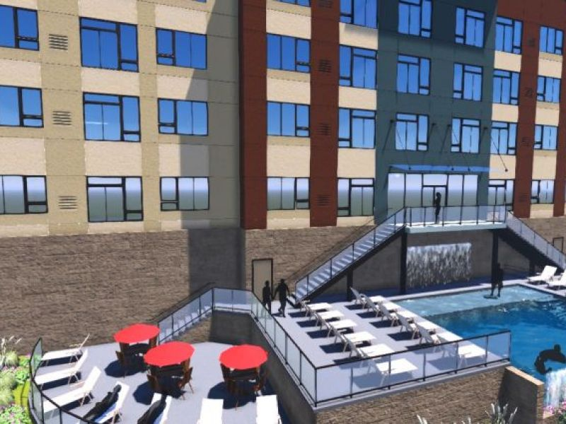 27 million luxury apartment building opens in norristown
