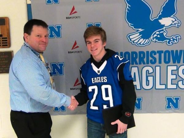 Norristown Student-Athlete Honored with Burlsworth Character Award