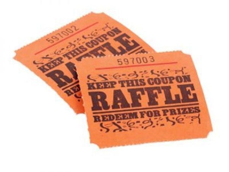 Best big raffle prizes clip