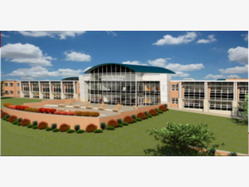 Abington hs plans addition renovations abington pa patch - Garden grove school district calendar ...