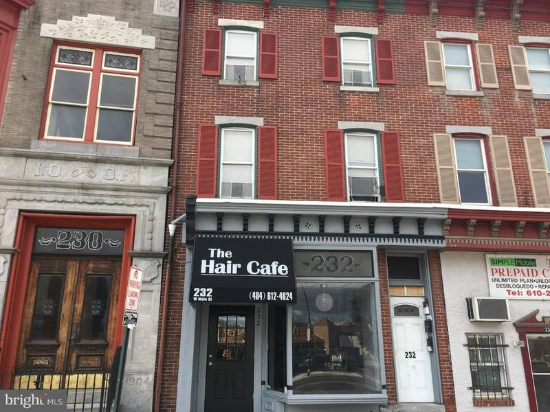 Main Street Norristown Apartment Building Just Listed For $335K