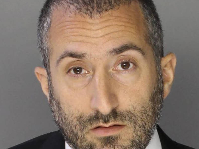 Chester Co. Lawyer Arrested Again; Stole Ex-Wife's Identity: DA