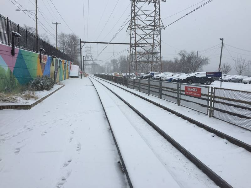septa regional rail on early exit schedule amidst snowstorm norristown pa patch. Black Bedroom Furniture Sets. Home Design Ideas