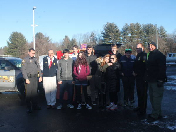 Donations Sought for Simsbury High School Toy Drive