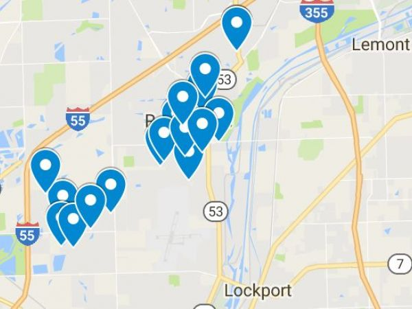 Sex offender search illinois map for that