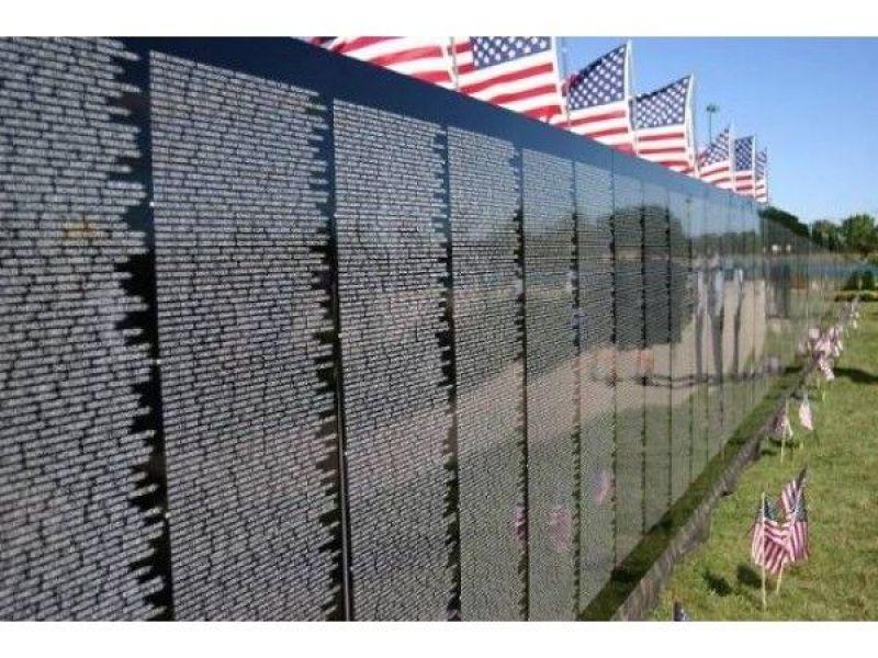 first fundraiser for oswego u0026 39 s moving vietnam wall nov  11