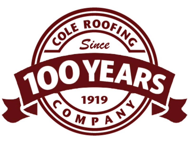 Cole Roofing Celebrates 100th Anniversary