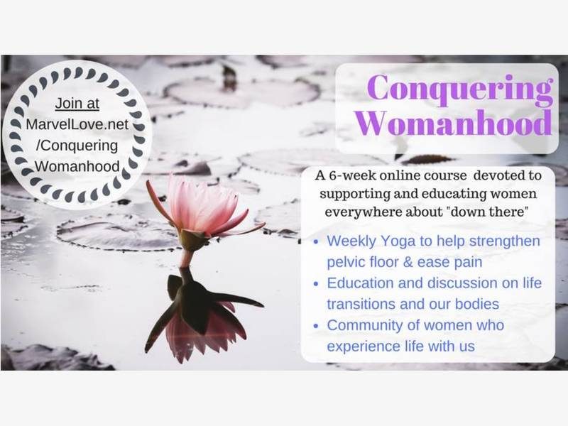 Conquering Womanhood Class Begins August 6th | Crystal Lake, IL Patch