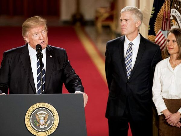 Gorsuch Confirmation Hearing Scheduled To Begin March 20th