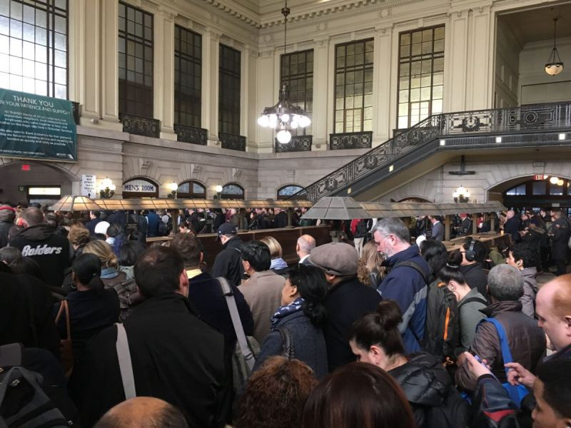 Penn Station Delays For April 5 LIRR, NJ Transit, Amtrak ...