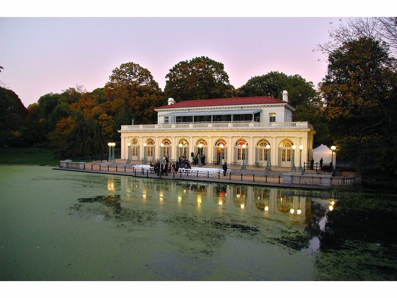 Prospect Park Trying To Find New Caterer For Boathouse Weddings After Old One Disears
