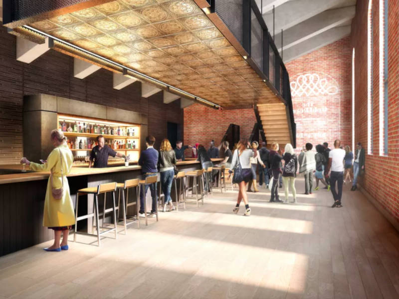 New Park Slope Movie Theater Will Open Its Doors For Halloween & New Park Slope Movie Theater Will Open Its Doors For Halloween ...