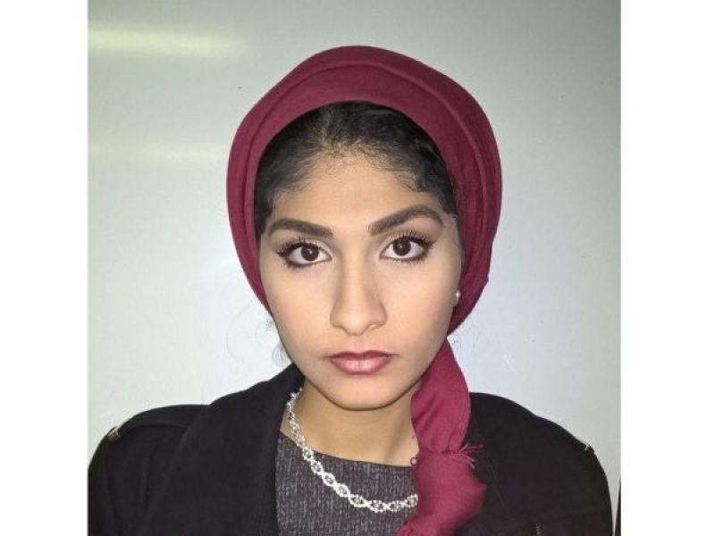 Muslim Teen 8