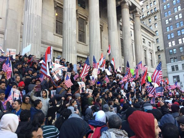 bodega muslim In the wake of president donald trump's proposed muslim ban, yemeni-run bodegas in new york city are staging a day of protest on thursday, feb 2, 2017 new york bodega owners are holding a.