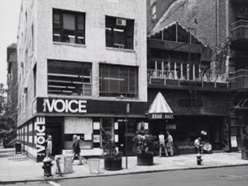 Childcare In Nycs East Village Circa >> The Village Voice As We Knew Her Is Dead For Real This Time New
