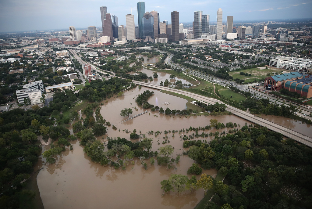 How Hurricane Harvey Ravaged, Then Changed Houston ...