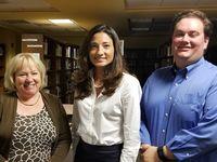 Smithfield School Committee Names Sara Monaco.