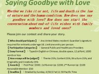 saying goodbye love essay contest campbell ca patch  saying goodbye love essay contest