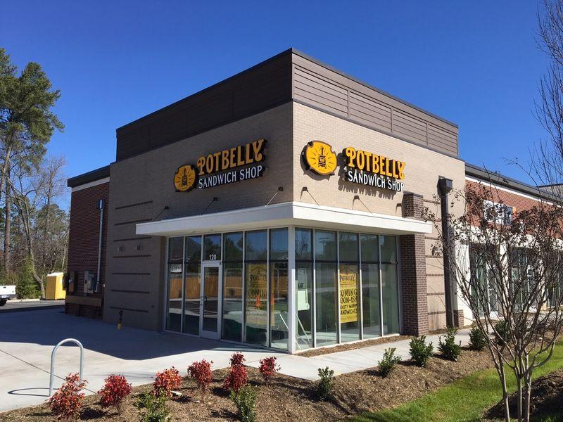 Potbelly sandwich shop announces historic first franchise agreement potbelly sandwich shop announces historic first franchise agreement for california four shops to open in platinumwayz