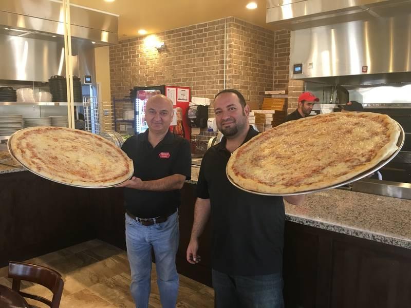 Russo S New York Pizzeria Opens Second Austin Restaurant