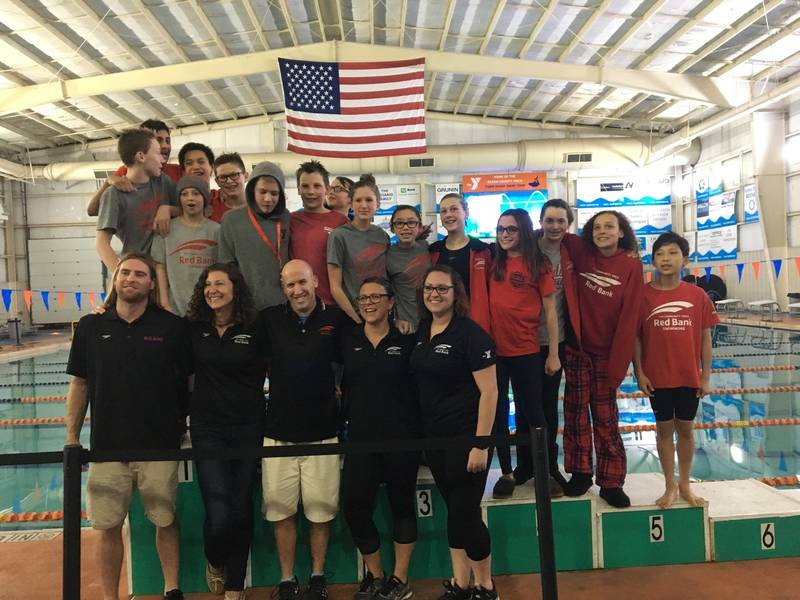 The Community Ymca Swim Team Captures 2nd Place At State
