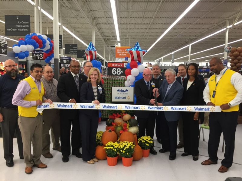 Walmart Supercenter Opens in Homewood | Homewood, IL Patch