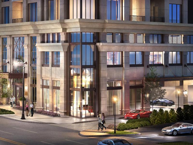 ... New $60 Million Buckhead Tower Named The Sutton 0 ...