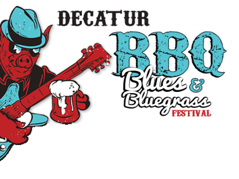 Image result for decatur bbq blues
