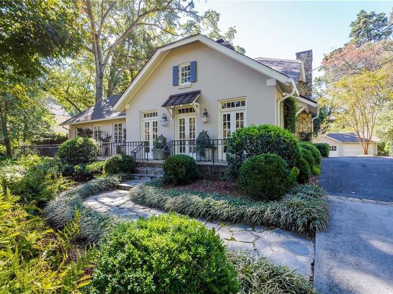 Home Offered On Historic Brookhaven's Most Sought-After Street