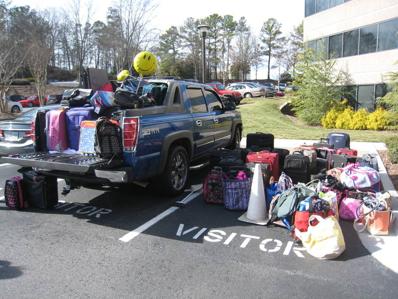 Annual Totes 4 Tots Drive Coming To Cobb County