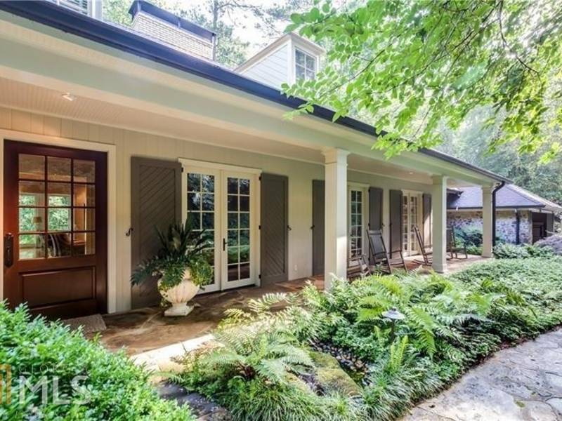 Spectacular Deal On Howell Mill Estate