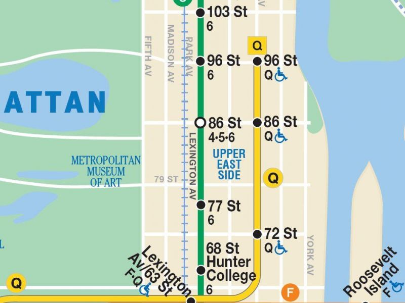 2nd Avenue Subway Opening Everything You Need To Know Upper East
