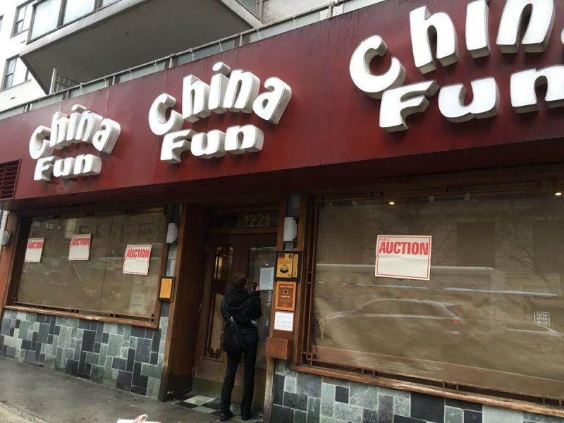China Fun Beloved Upper East Side Chinese Restaurant Closes Abruptly Upper East Side Ny Patch