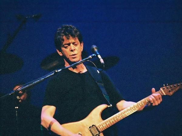 Unreleased Lou Reed recordings are on their way