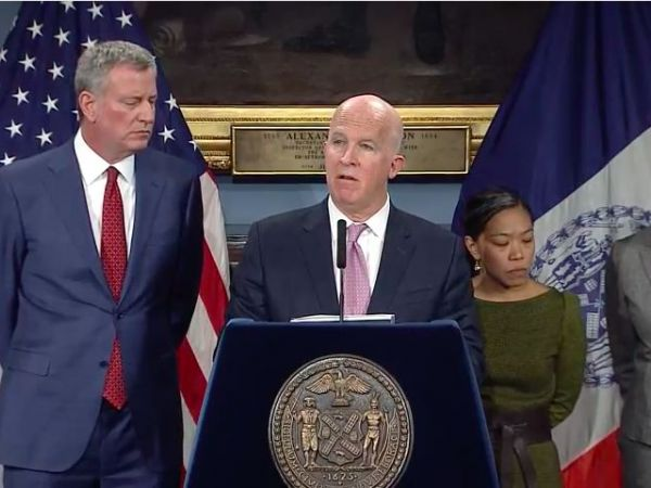 NYC leaders say President Trump's proposed budget puts city in crosshairs