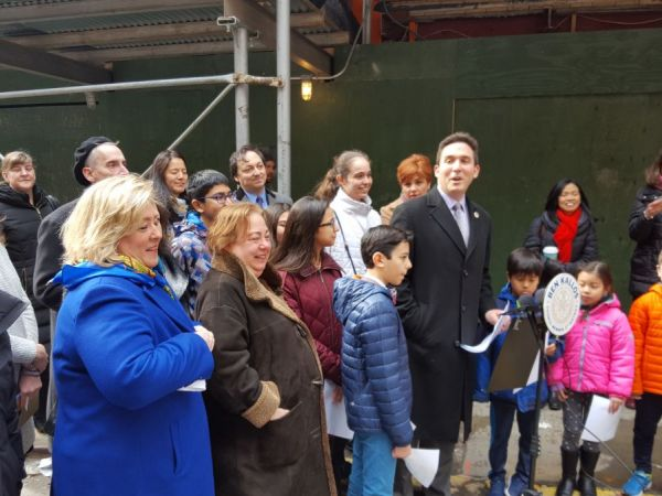 Politicians Rally Behind Upper East Side Supportive Housing Development