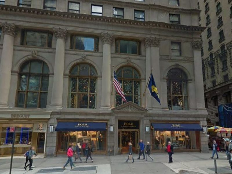 Ralph lauren 5th avenue store to close this weekend for Ralph lauren 5th ave nyc