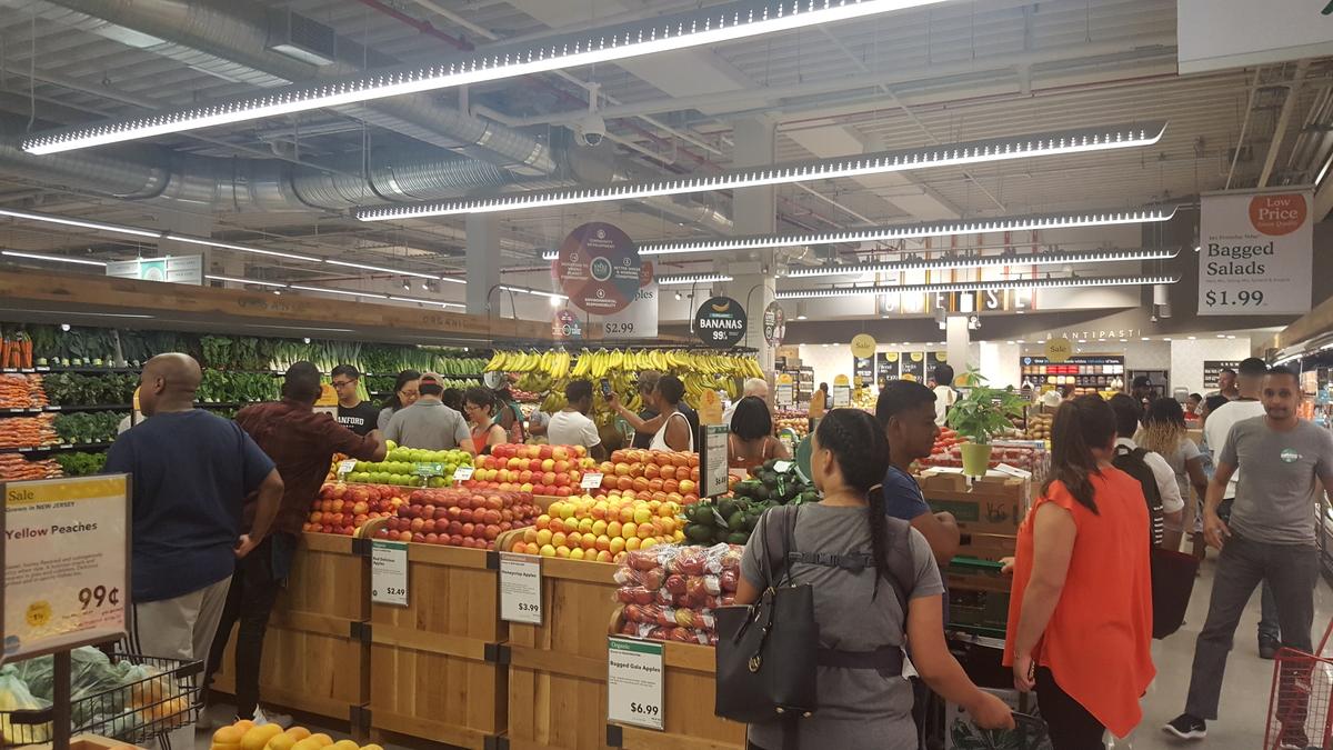 Whole Foods Th Street Philadelphia