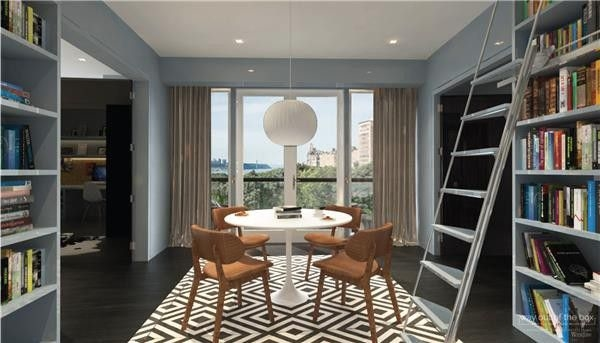 ... Home Features A Private Exercise Room, Home Theater, Three Private  Terraces And Private Elevator. The Apartment Is Also Situation A Block Away  From ...