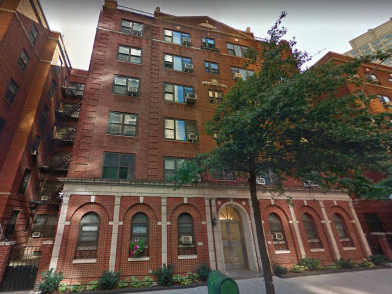 Upper West Side Apartment Building S For 79m Report Says Ny Patch