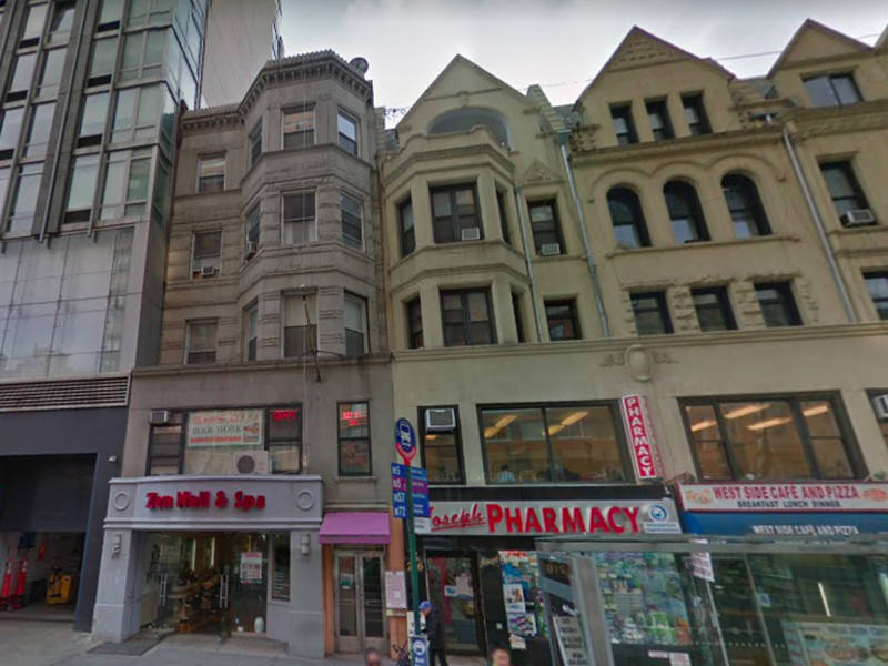 Plans filed for 21 story apartment building on upper west for Nyc upper west side apartments