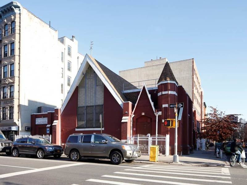 E. Harlem Church With Activist Ties Could Be Landmarked