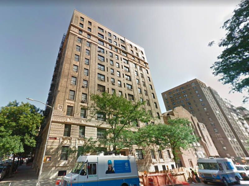 Upper West Side Apartment Building Sells For $65M, Report Says