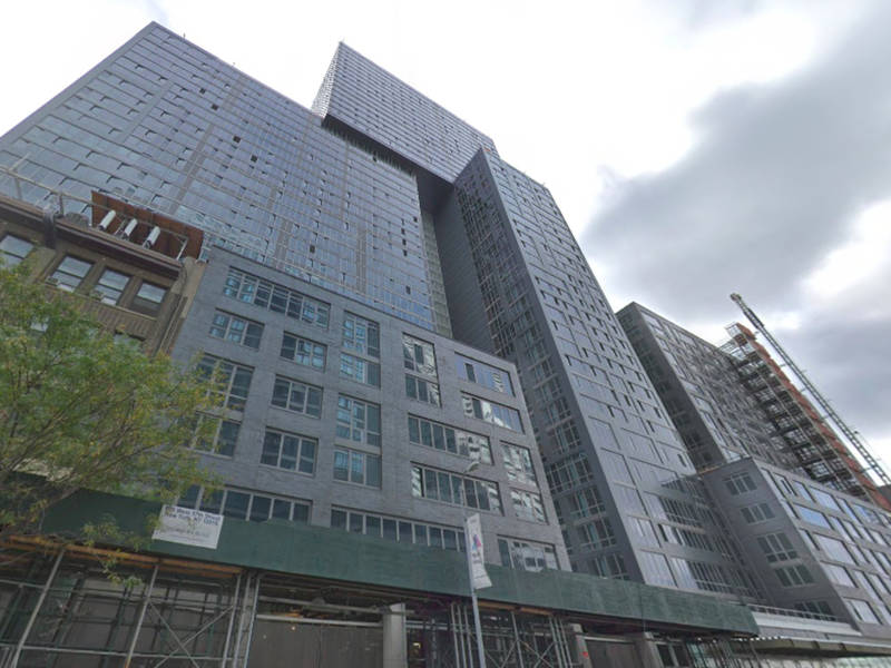 lottery for 258 below market hells kitchen apartments launches - Hells Kitchen Manhattan