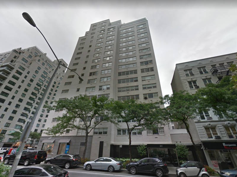 Upper East Side Fire Breaks Out In High Rise Building