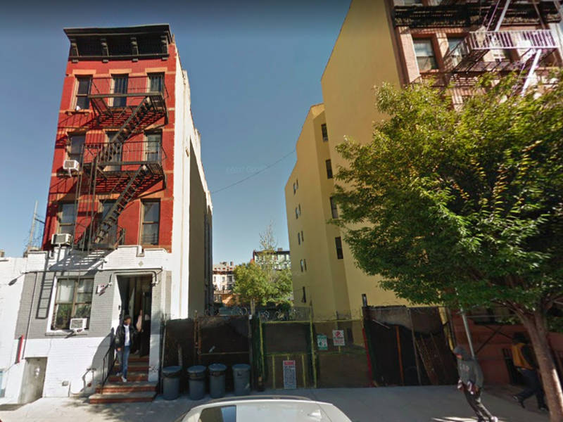 Plans Filed To Build Apartments On Vacant East Harlem Lot